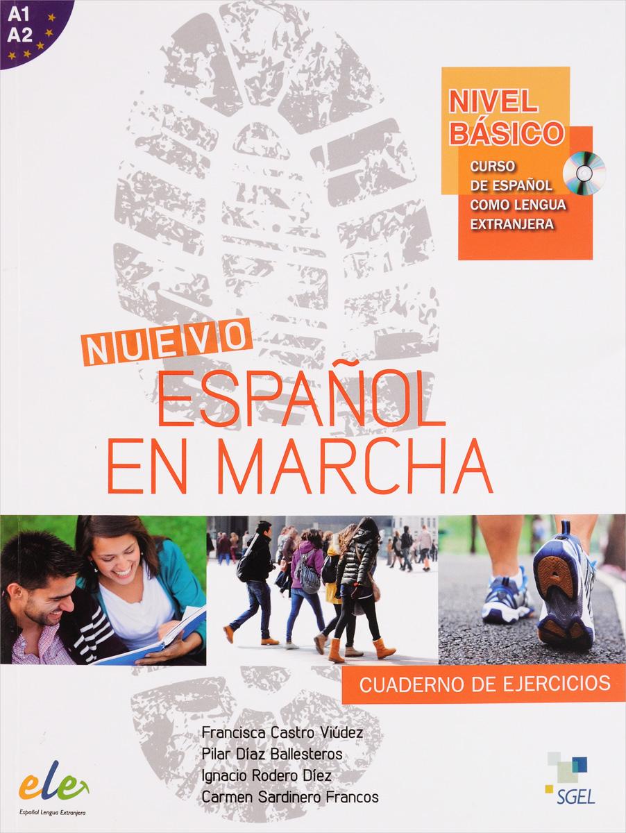 Nuevo Espanol en marcha Basico cuaderno + CD nuevo avance 1 cuaderno de ejercicios a1 cd