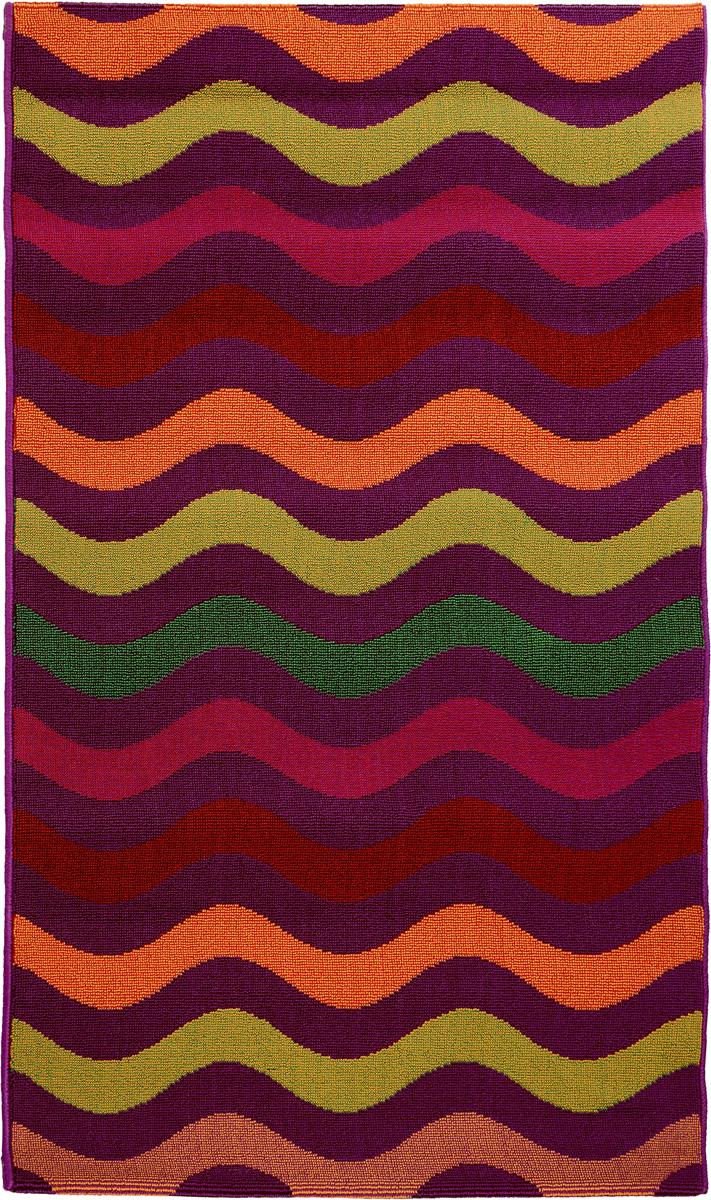 Ковер Oriental Weavers Дaзл, цвет: красный, 100 х 150 см15060Прикроватный коврик Oriental Weavers Дaзл выполнен из текстиля и полипропилена. Изделие долго прослужит в вашем доме, добавляя тепло и уют, а также внесет неповторимый колорит в интерьер любой комнаты.Такой коврик отлично подойдет к вашему интерьеру.