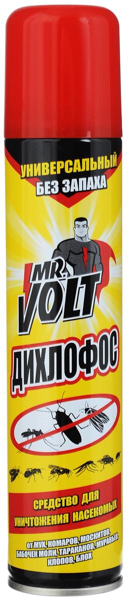Средство инсектицидное Mr. Volt Дихлофос, без запаха, 200 мл