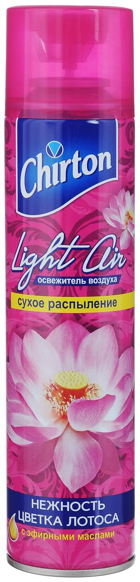 Освежитель воздуха Chirton Нежность цветка лотоса, 300 мл jvc ha sr225 w