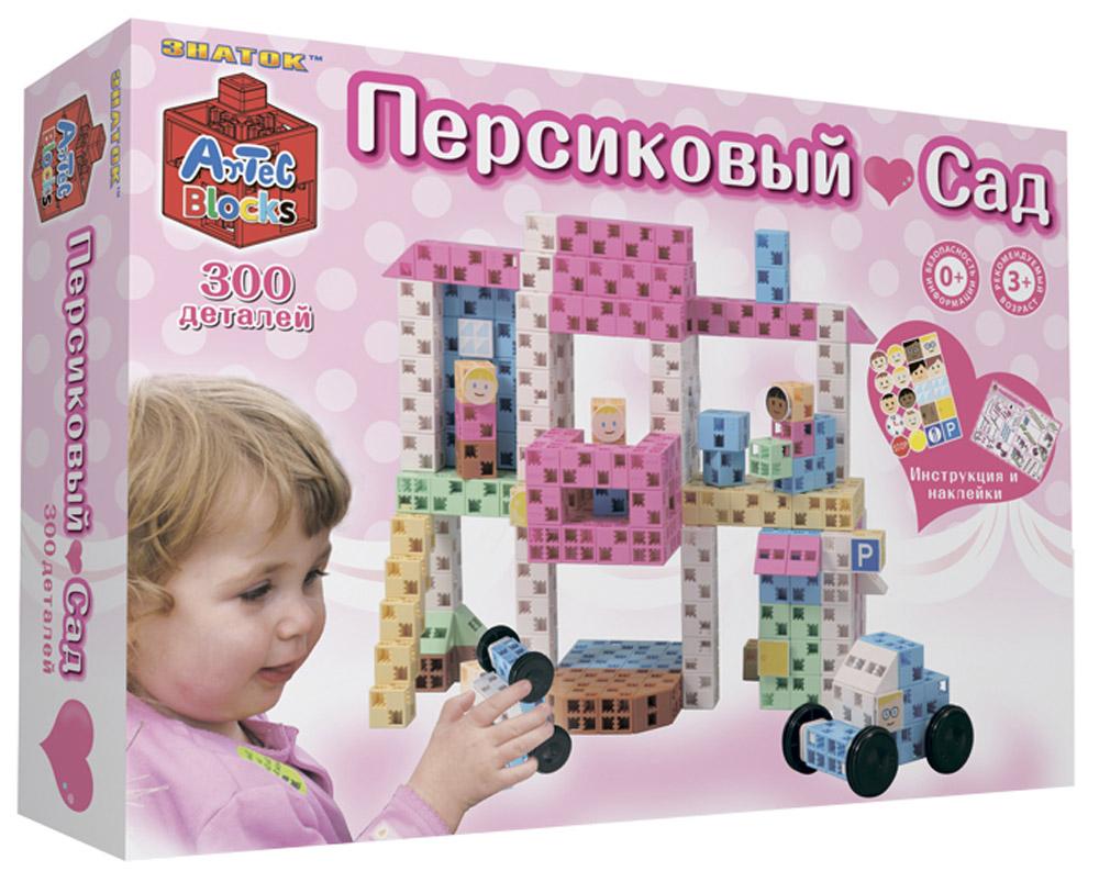 Знаток Конструктор Персиковый сад artec знаток