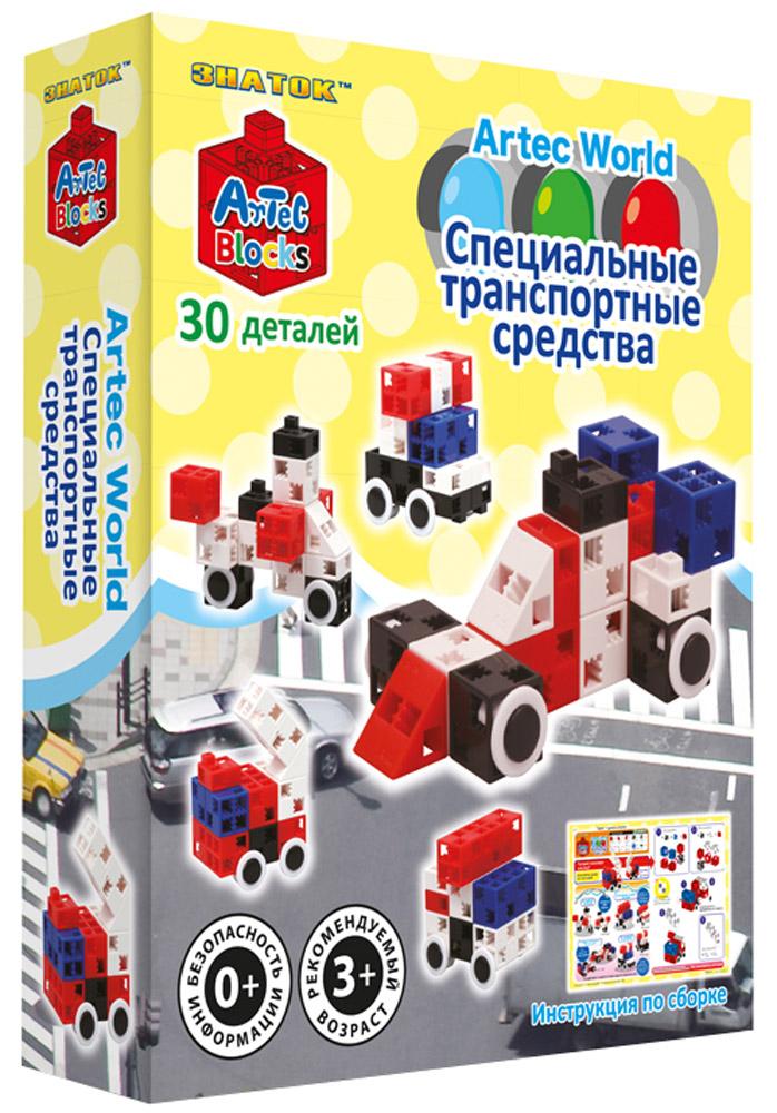 Знаток Конструктор Специальные транспортные средства