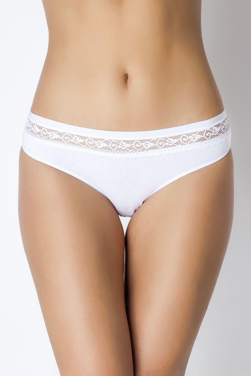 Купить Трусы женские Vis-A-Vis, цвет: белый. DS1117. Размер M (46)