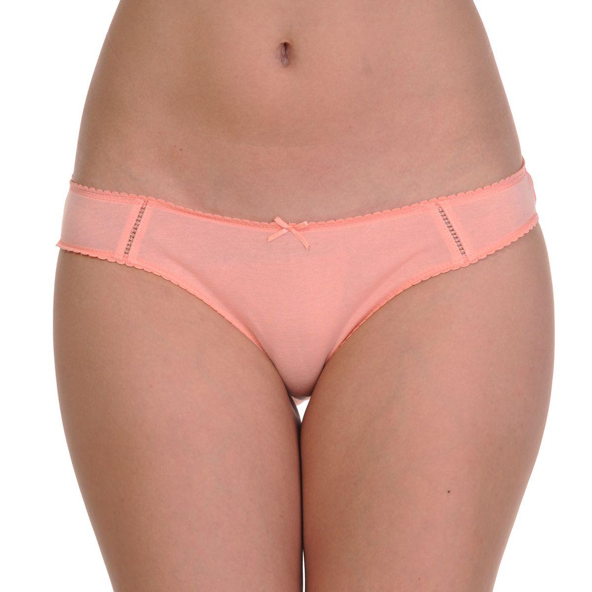 Трусы женские Vis-A-Vis, цвет: светло-розовый. DS1124. Размер M (46) трусы vis a vis трусы