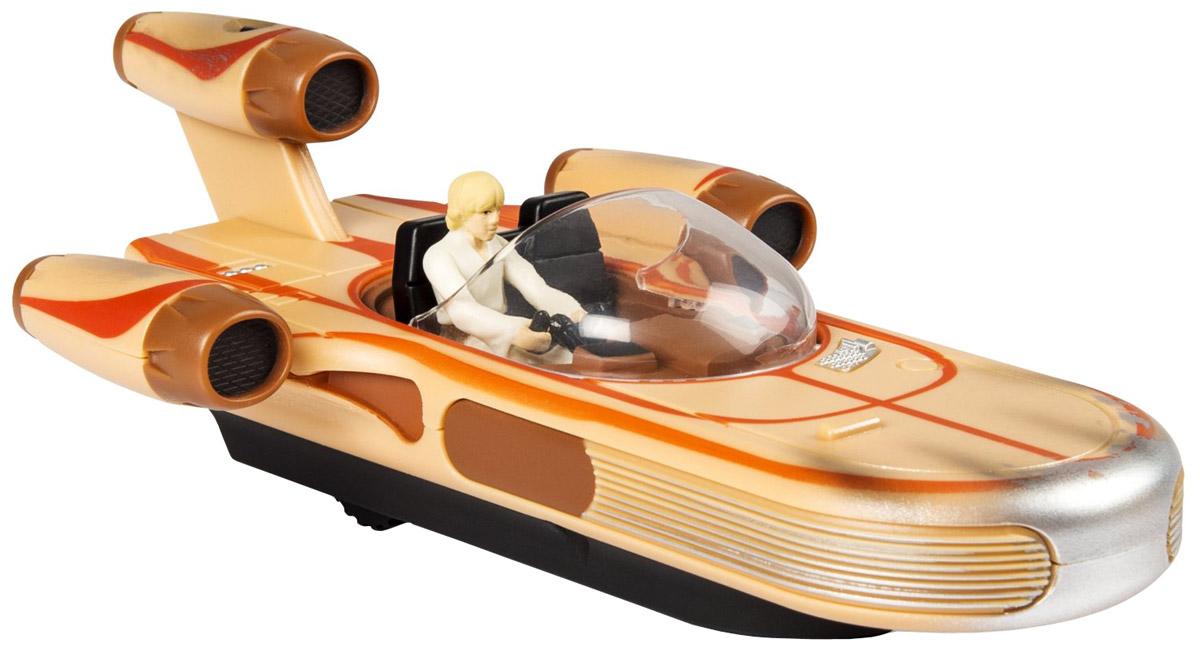 Star Wars Игрушка на радиоуправлении X-34 Land Speeder ac 65 автостоп
