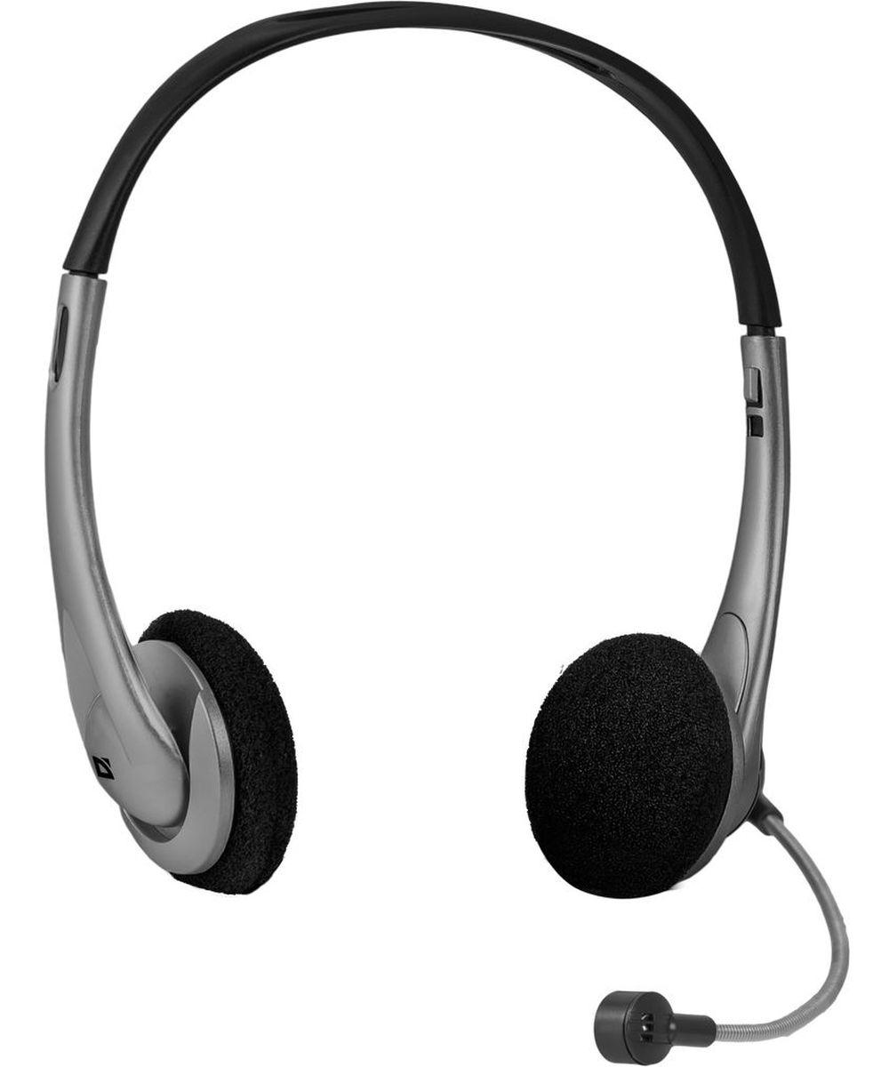Defender Aura 114, Black Gray компьютерная гарнитура63114Гарнитура Defender Aura 114 предназначена для устройств нового поколения, использующих комбинированный четырехпиновый разъем для наушников и микрофона. На кабеле гарнитуры удобно расположен регулятор громкости. Благодаря хорошей звукоизоляции и комфортным амбюшурам слушайте любимую музыку и аудиокниги в дороге - ничто не будет вам мешать!Частотный диапазон микрофона: 20 Гц - 16 кГцСопротивление микрофона: 2,2 кОмаЧувствительность микрофона: 54 дБ