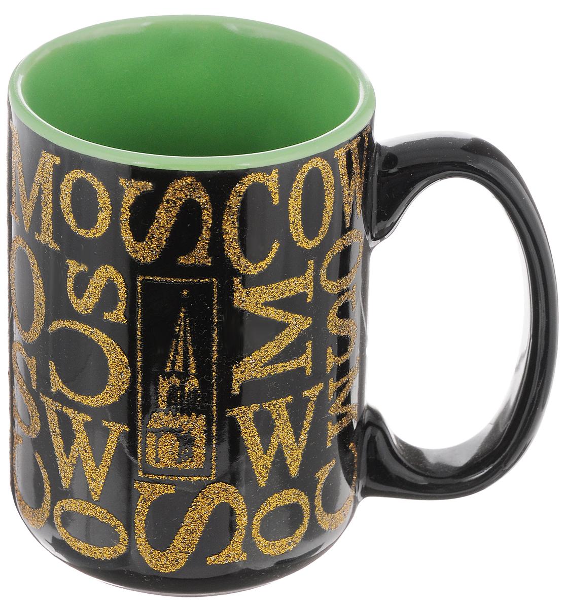Кружка сувенирная Loraine Москва, 400 мл кружка мини сувенирная 20мл фарфор