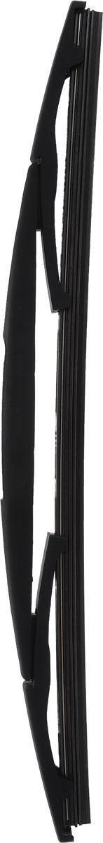 Щетка стеклоочистителя Bosch H306, каркасная, задняя, длина 30 см, 1 шт3397011432Щетка Bosch H306, выполненная по современной технологии из высококачественных материалов, предназначена для установки на заднее стекло автомобиля. Отличается высоким качеством исполнения и оптимально подходит для замены оригинальных щеток, установленных на конвейере. Обеспечивает качественную очистку стекла в любую погоду.