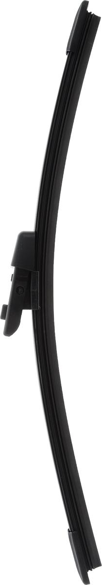 Щетка стеклоочистителя Bosch A282H, бескаркасная, задняя, длина 28 см, 1 шт3397008634Щетка Bosch A282H, выполненная по современной технологии из высококачественных материалов, предназначена для установки на заднее стекло автомобиля. Отличается высоким качеством исполнения и оптимально подходит для замены оригинальных щеток, установленных на конвейере. Обеспечивает качественную очистку стекла в любую погоду.