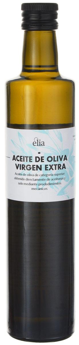 Elia Extra Virgin масло оливковое, 0,5 л8420642002842Elia Extra Virgin - нерафинированное оливковое масло первого холодного отжима и лимитированного выпуска. Производится из сорта оливок Арбекина. Кислотность - 0,2%. Нежная текстура, сладковато-сливочный вкус с оттенками яблока и миндаля. Обладает ароматом свежих спелых фруктов.