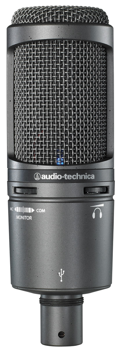 Audio-Technica AT2020USB+ микрофон
