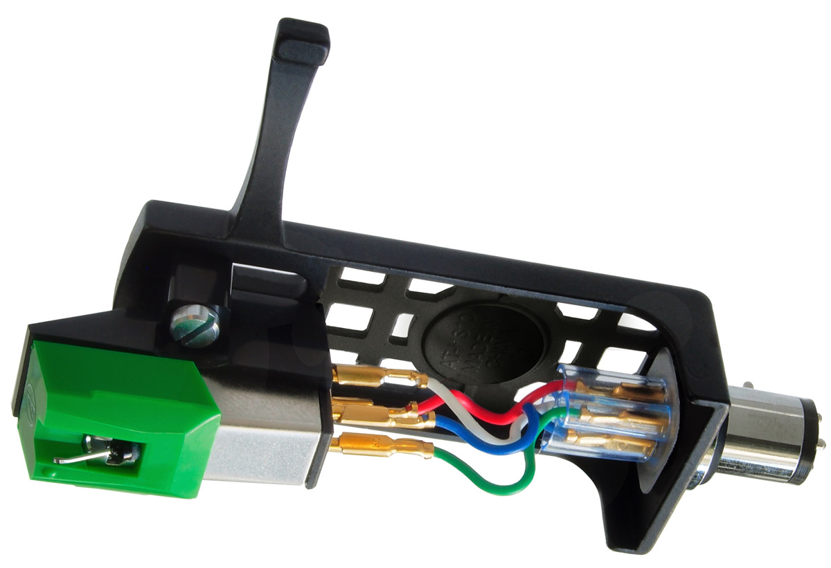 Audio-Technica AT95EHSB головка звукоснимателя - Hi-Fi компоненты