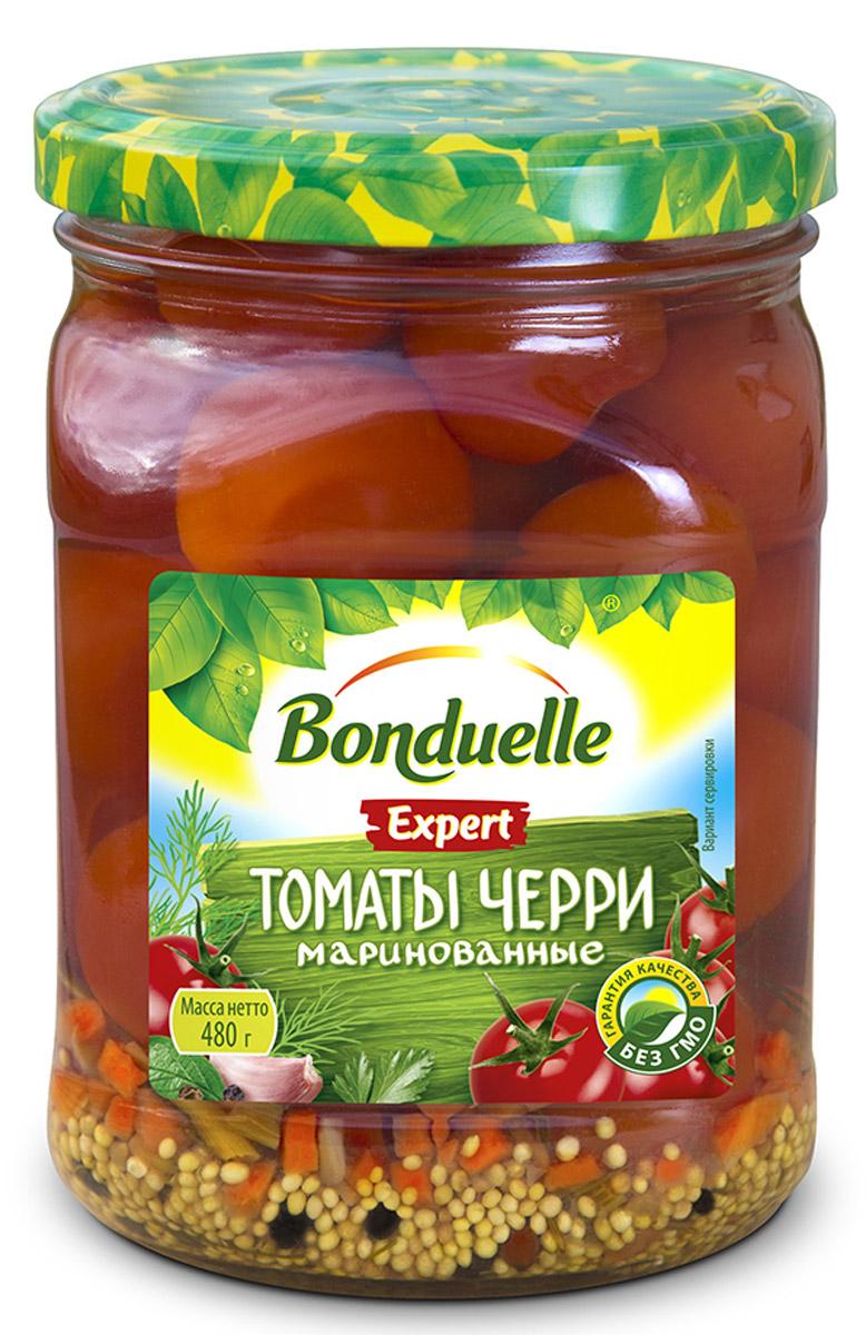 Bonduelle томаты черри, 480 г bonduelle фьюжн горошек зеленый по парижски 400 г