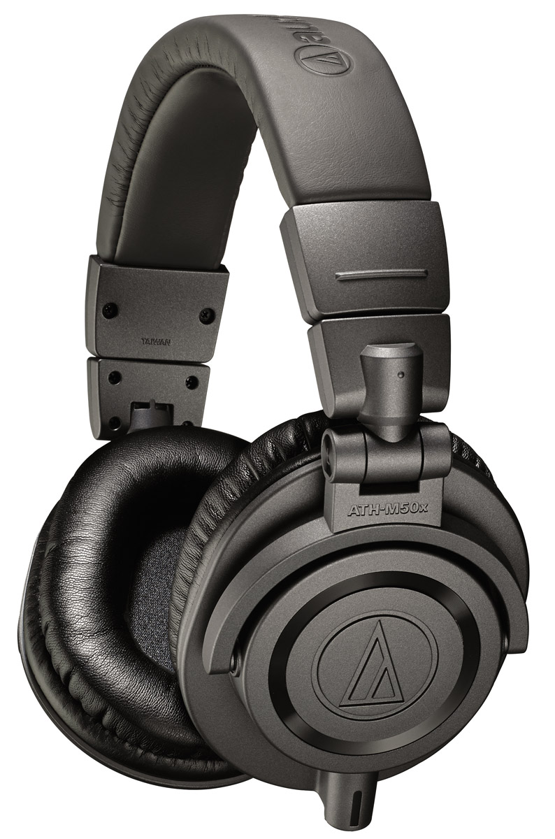 Audio-Technica ATH-M50XMG Limited Edition, Metal Grey наушники