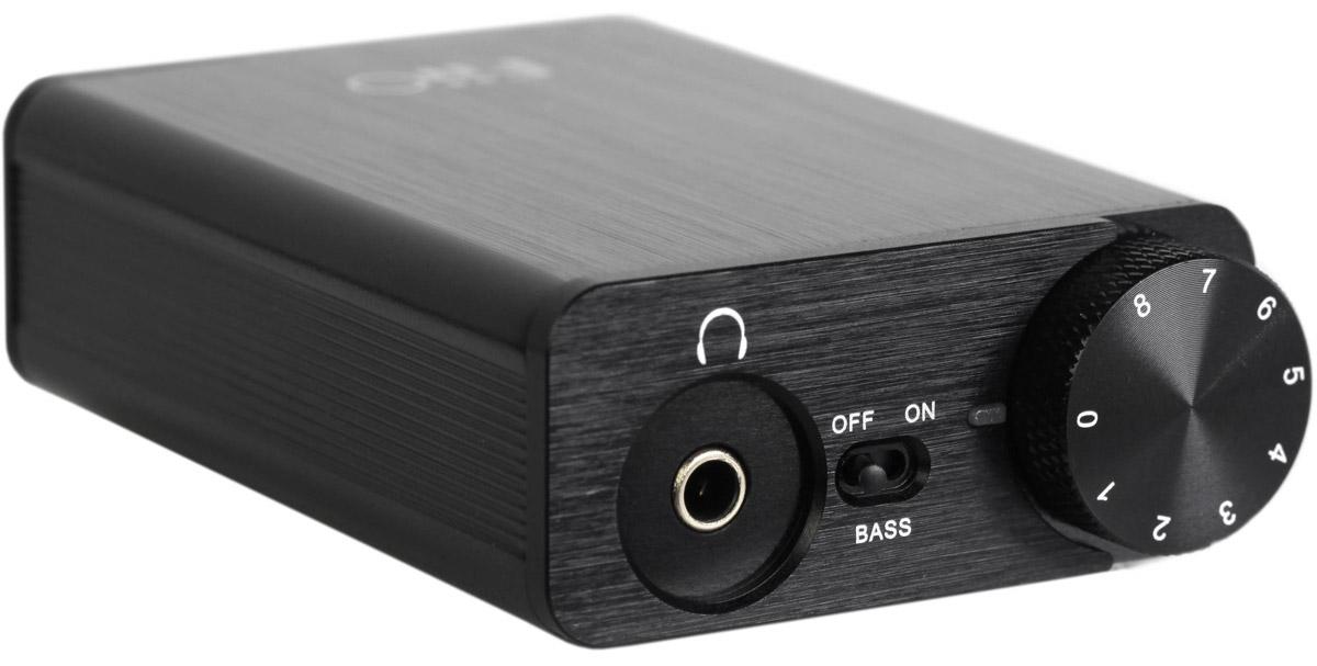 Fiio E10K усилитель для наушников - Hi-Fi компоненты