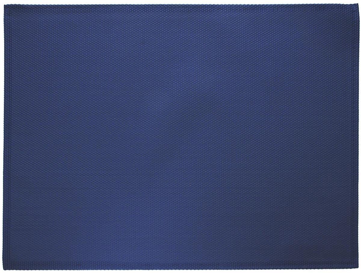 Салфетка сервировочная Tescoma Flair, цвет: сине-серый, 45 х 32 см662012Сервировочная салфетка Tescoma Flair изготовлена из прочной синтетической ткани. Идеально подходит для сервировки стола, также может использоваться как подставка под горячее. Выдерживает максимальную температуру до 80°С. Элегантная сервировочная салфетка изысканно украсит вашу кухню.После использования её достаточно протереть чистой влажной тканью или промыть под струей воды и высушить. Не мыть в посудомоечной машине.