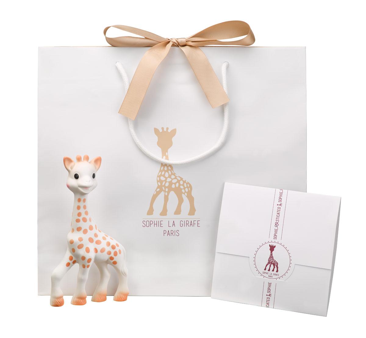 Vulli Набор игрушек-прорезывателей Жирафик Софи жирафик