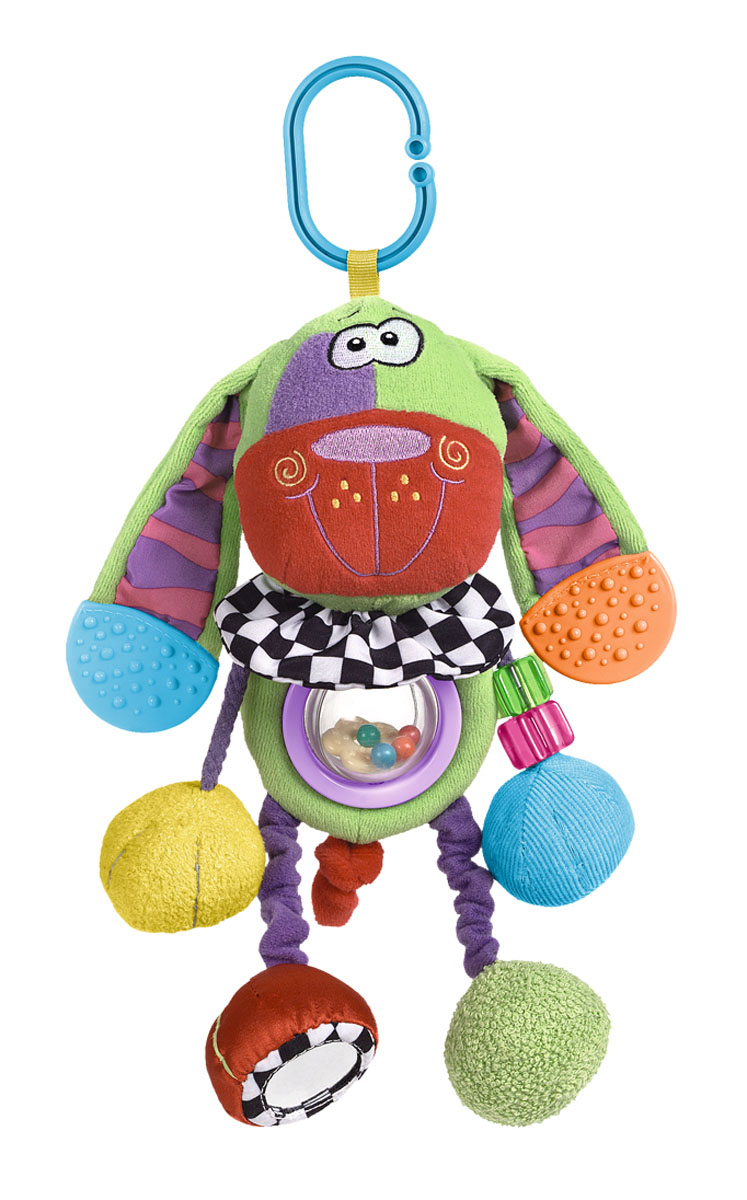Playgro Игрушка-подвеска Верный друг игрушка