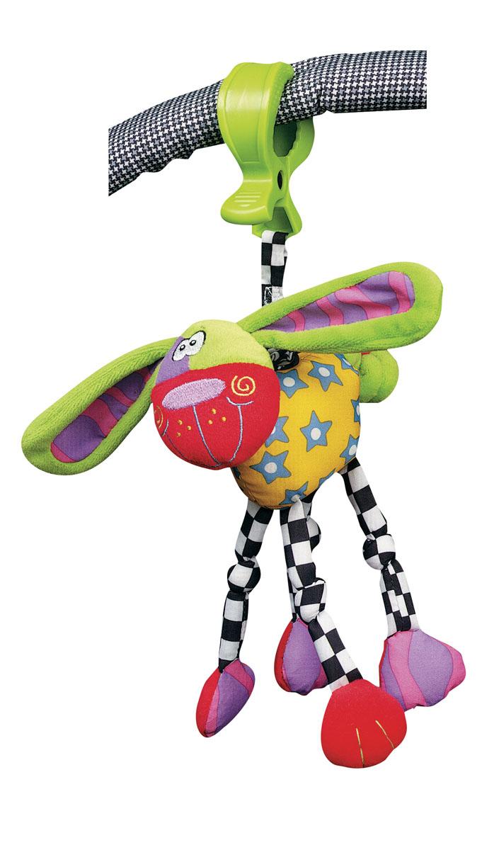 Playgro Игрушка-подвеска Собака playgro погремушка шар