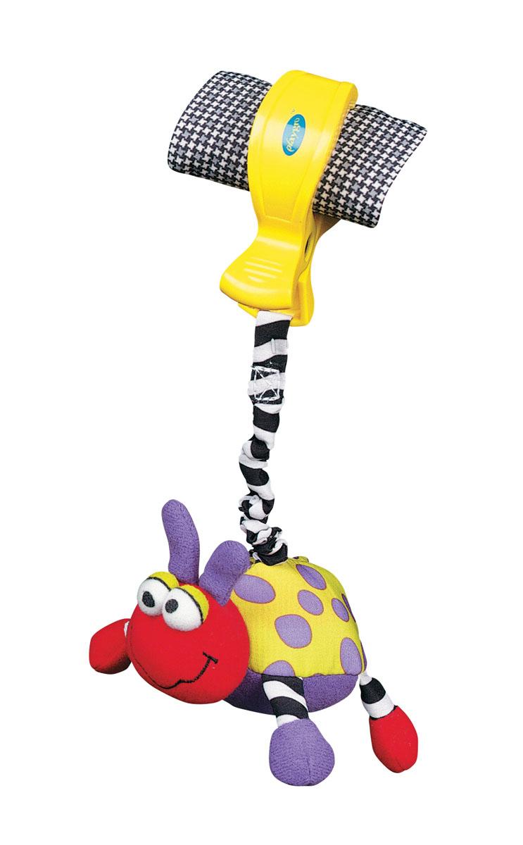 Playgro Игрушка-подвеска Божья коровка playgro погремушка шар