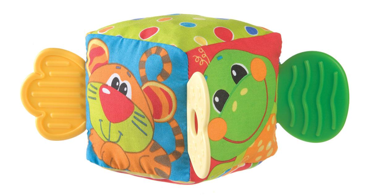 Playgro Игрушка Кубик playgro погремушка шар