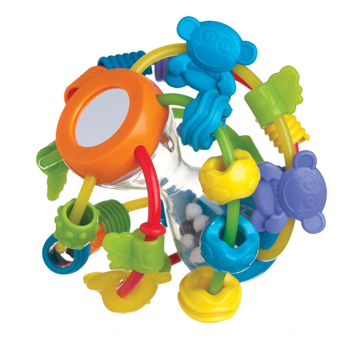Playgro Развивающая игрушка Шар playgro погремушка шар