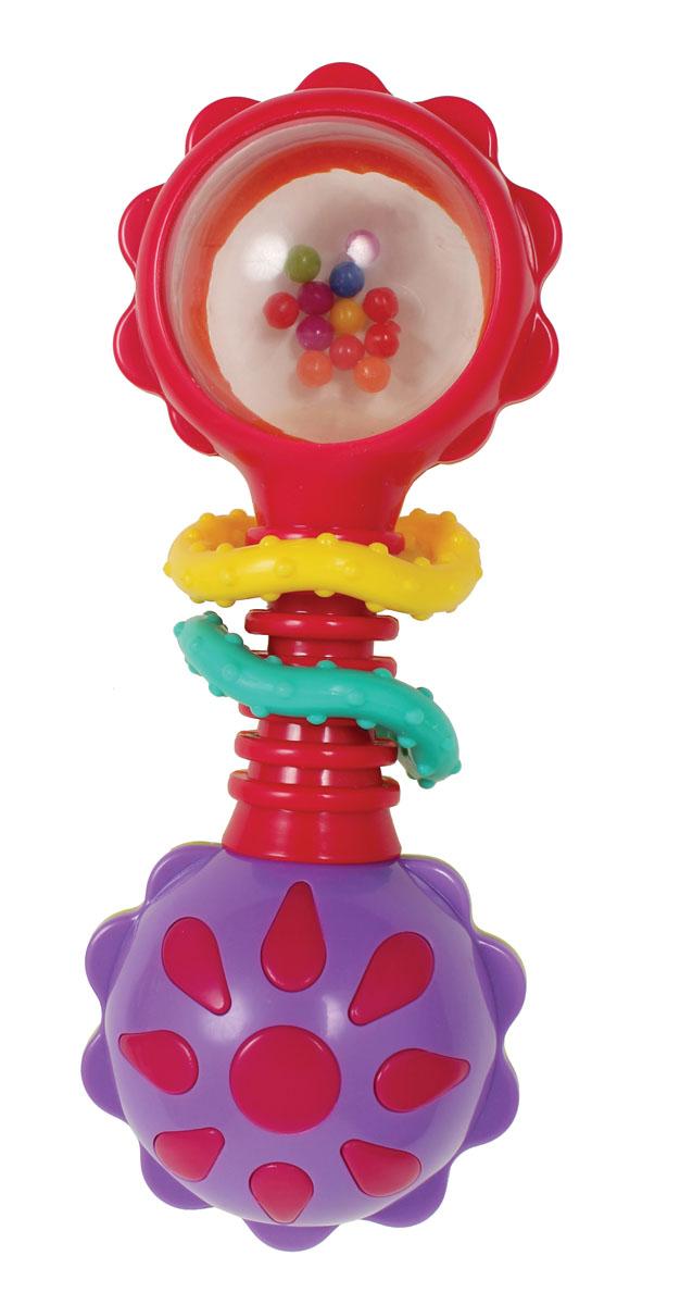 Playgro Игрушка-погремушка 4184183 эксмо погремушка цвета