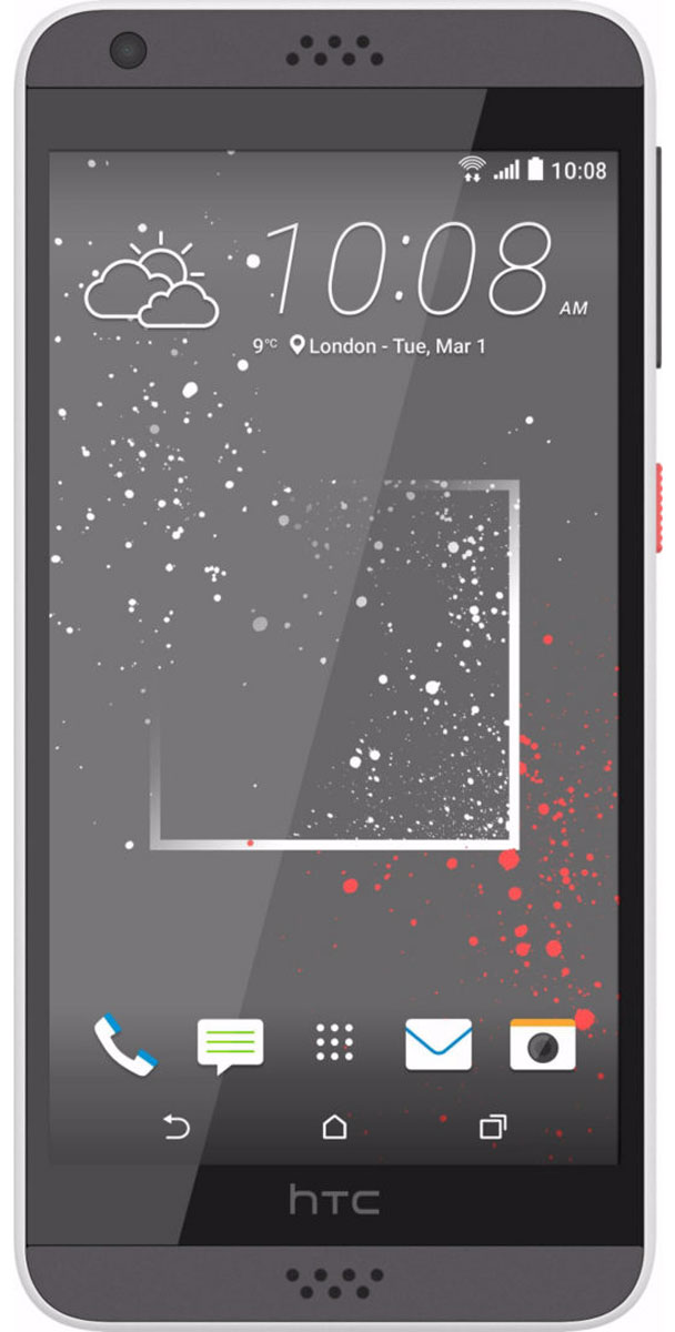 HTC Desire 530, Stratus White99HAHW066-00Где бы ты не находился, смартфон HTC Desire 530 станет твоим надежным помощником. Его технические возможности позволят забыть о компромиссах (обрати внимание на отличные фронтальную и основную камеры), а корпус, выполненный из материала soft-touch, и крепление для ремешка на руку сделают использование смартфона чрезвычайно удобным.Выпускные балы, решающие голы, яркие эмоции на аттракционах - нередко бывает тяжело поймать тот самый незабываемый кадр. С HTC Desire 530 снимать легко и просто: все технические задачи решены, и тебе остается просто нажать кнопку спуска затвора.Основная камера 8 Мпикс с автофокусом позволяет делать четкие снимки. С фронтальной камерой 5Мпикс тебе будет доступна съемка в режимах Автоселфи и Голосовое селфи, а все твои работы будут сохраняться в отдельный альбом Автопортреты. Добавь креативности своим селфи!HTC Desire 530 оснащен высококачественным усилителем, который позволяет добиться максимальной мощности на выходе и воспроизвести впечатляющий диапазон частот без искажения звука. Аудио профиль HTC BoomSound с Dolby Audio выводит музыку на совершенно новый уровень: композиции будут звучать потрясающе, какие бы наушники ты не выбрал. Такого ты ещё не слышал!Настраивай оформление рабочих экранов, пользуйся удобным виджетом, автоматически подбирающим нужные тебе в данный момент приложения, а также получай актуальные рекомендации и ссылки на интересные материалы о том месте, где ты сейчас находишься. HTC Desire 530 предлагает тебе простые и эффективные решения персонализации устройства.Настрой свой смартфон так, как ты этого хочешь. От тебя зависит, какой формы или размера будут иконки приложений, ты сам определяешь, какими должны быть мелодия звонка или оформление рабочих экранов. С приложением HTC Темы любая твоя фотография может стать основой для нового творческого решения.Телефон сертифицирован EAC и имеет русифицированный интерфейс меню, а также Руководство пользователя.Телефон для ребёнка: советы 