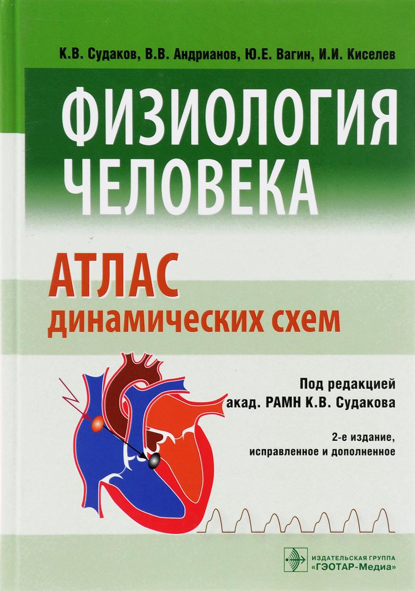 Физиология человека. Атлас динамических схем. Учебное пособие