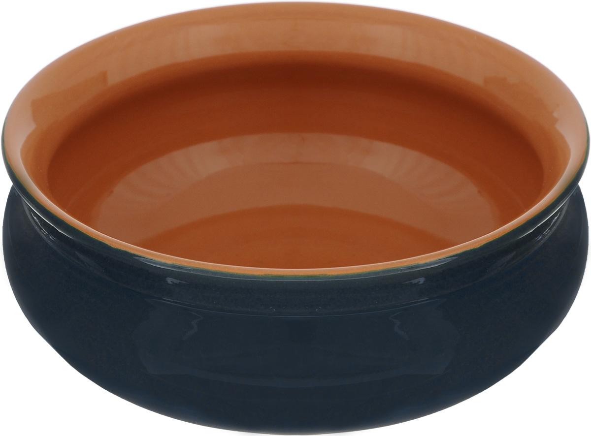 Тарелка глубокая Борисовская керамика Скифская, цвет: черный, оранжевый, 500 млРАД14458194_черный, оранжевыйГлубокая тарелка Борисовская керамика Скифская выполненаиз керамики. Изделие сочетает в себе изысканный дизайн смаксимальной функциональностью. Она прекрасно впишется винтерьер вашей кухни и станет достойным дополнением ккухонному инвентарю.Такая тарелка подчеркнет прекрасный вкус хозяйки и станетотличным подарком.Можно использовать в духовке и микроволновой печи.Диаметр тарелки (по верхнему краю): 14 см. Объем: 500 мл.