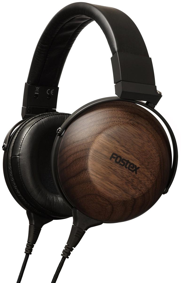 Fostex TH610 наушники15118513Мониторные закрытого типа, 50мм, 5-45000Гц, 98дБ/мВт, 25Ом, 6,3 мм, макс. входная мощность - 1800мВт, 3 м, 375 г без кабеля, чехол из экокожи