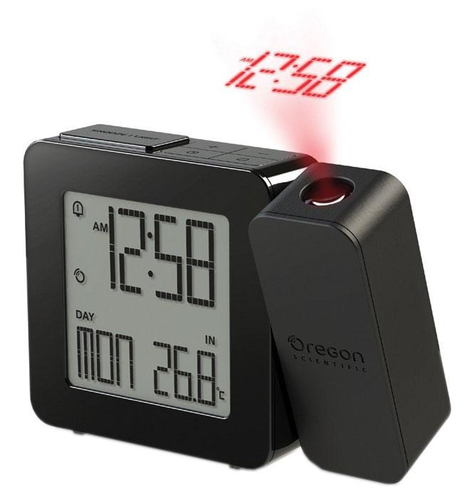 Oregon Scientific RM338-P, Black часы проекционные - Погодные станции