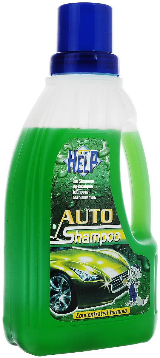 Автошампунь SuperHelp, 1 лRC-100BWCАвтошампунь SuperHelp эффективно обезжиривает и очищает поверхность автомобиля. Концентрат: 1 колпачок на 10 литров воды.Товар сертифицирован.