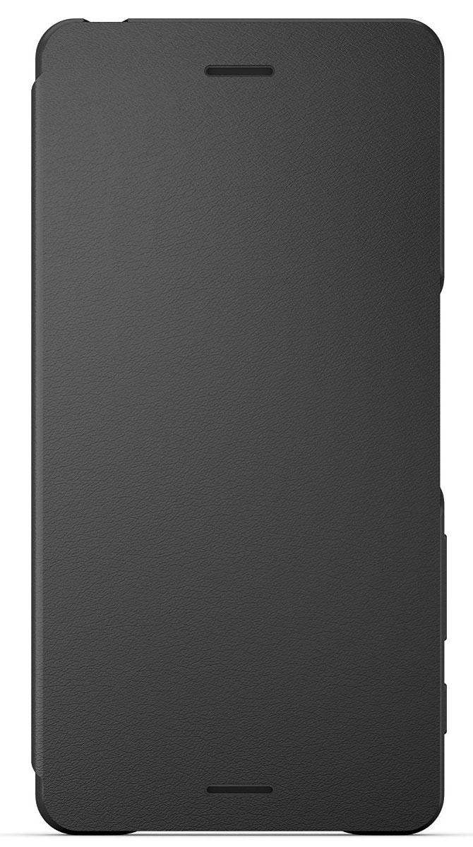 Sony SCR52 Flip Cover чехол для Xperia X, Graphite BlackSCR52 BlackЧехол разрабатывался Sony, поэтому он идеально подойдет к вашему смартфону Sony Xperia X. Он доступен в тех же расцветках, что и Xperia X, выполнен с вниманием к деталям, имеет закругленные углы и приятное покрытие. Чтобы не оставлять царапин, внутренняя поверхность покрыта мягкой замшей из микроволокна. Этот чехол не только защищает, но и выглядит на все сто.Забудьте о кнопках: когда вы открываете крышку чехла, экран смартфона автоматически разблокируется. Чтобы снова заблокировать, достаточно ее закрыть.
