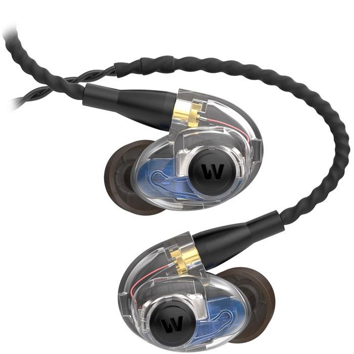 Westone AM PRO20, Clear наушники15118494До сегодняшнего дня исполнителям приходилось выбирать, что слышать в наушниках во время выступления: выделенный микс или окружающую среду. Традиционные полуоткрытые мониторные наушники позволяют слышать внешнюю среду, но их тип конструкции значительно ухудшает частотные характеристики. Благодаря эксклюзивной технологии Westone SLED ты сам контролируешь, что хочешь слышать. Наушники Westone AM Pro 20 оснащены двойным арматурным драйвером с пассивным кроссовером, что обеспечивает превосходное детализированное звучание. Наслаждайся полным частотным диапазоном своего микса, взаимодействуй с другими исполнителями и своей аудиторией. Эти наушники рекомендуется использовать для сценического мониторинга, в особенности для выступления в команде.Технология True-Fit: более чем 50-летний опыт компании Westone позволил разработать универсальные внутриканальные наушники, которые обеспечивают максимальный комфорт ношения и динамичную передачу звука.Арматурные драйверы: такие драйверы являются более компактными и производительными, чем традиционные динамические. Объединив несколько арматурных драйверов с помощью сложной кроссоверной сети, разработчики Westone добились лучшей детализации звука и расширили частотный диапазон.Коннектор MMCX Audio: разработанный специально для мониторов, коннектор обеспечивает надежное соединение из раза в раз.Фирменная технология SLED: комбинирует пассивные окружающие звуки с мониторингом.TRU Audio: фильтр позволяет использовать наушники по максимуму — насладитесь всеми окружающими звуками.