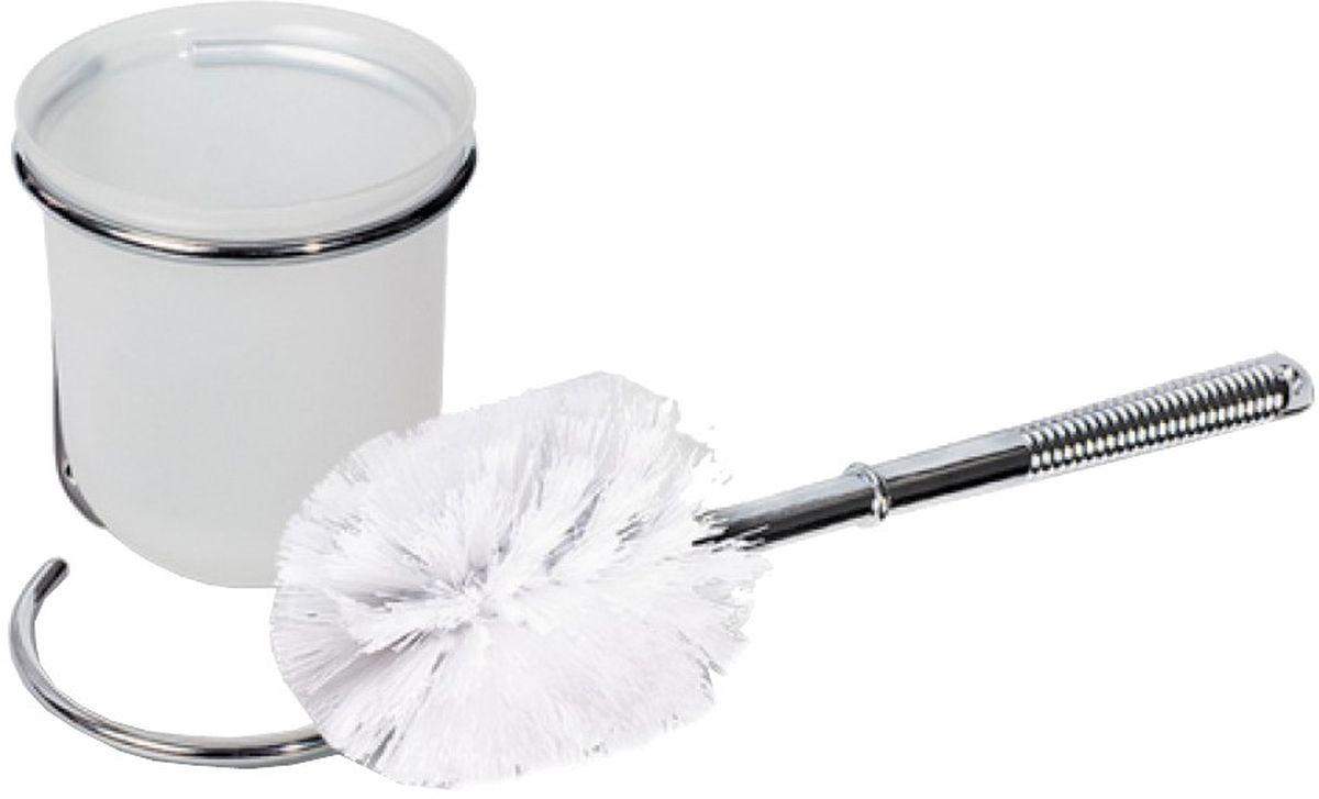 """Ершик для унитаза """"Vanstore"""" состоит из ершика для унитаза и  подставки, выполненных из высококачественного металл и пластика.  Прочная ручка и жесткий ворс обеспечивают эффективное  использование. Подставка под ерш отличается легкостью и  компактностью. Такой набор станет достойным дополнением туалетной  комнаты."""