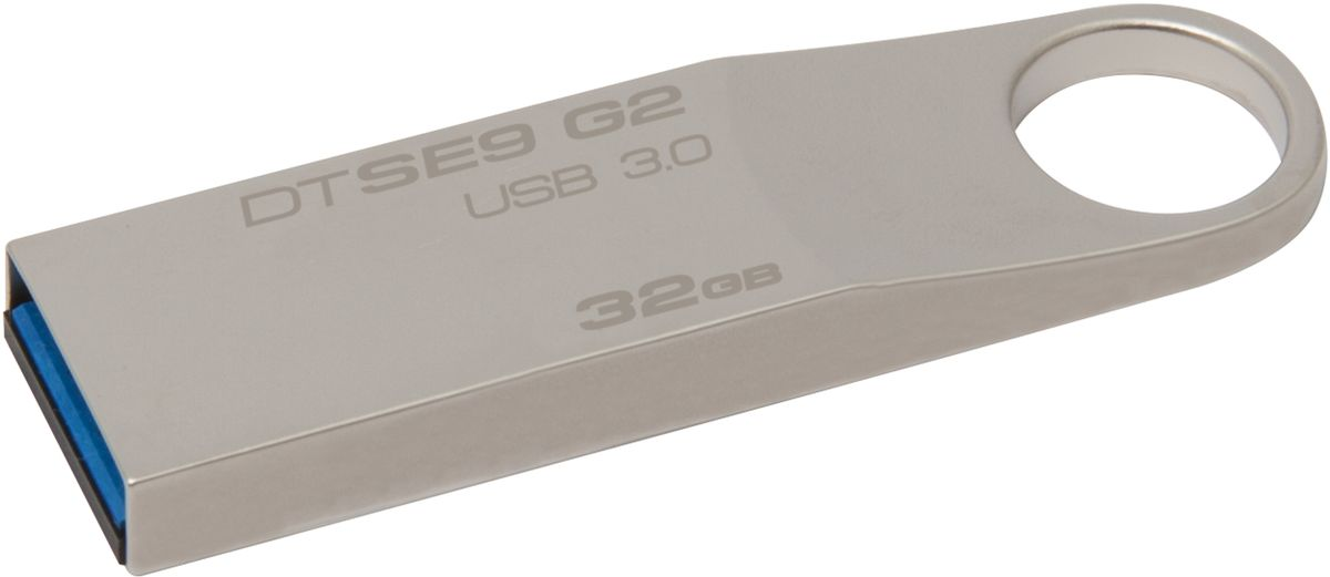 Kingston DataTraveler SE9 G2 32GB USB-накопитель usb flash drive 8gb kingston datatraveler locker g3 dtlpg3 8gb