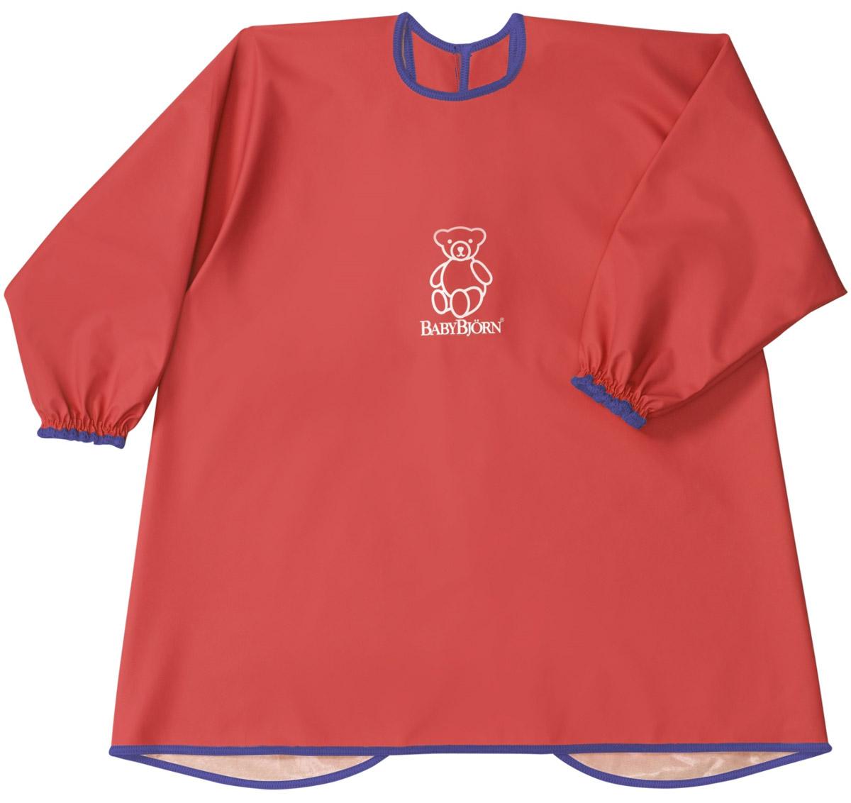 BabyBjorn Рубашка для кормления цвет красный babybjorn рубашка для кормления цвет зеленый