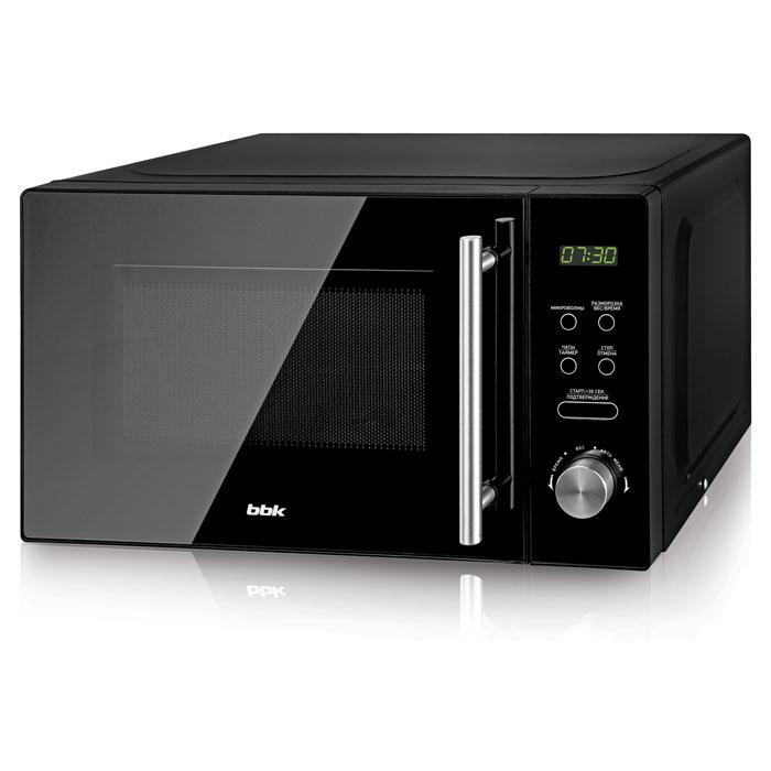 BBK 20MWS-722T/B-M, Black СВЧ-печь - Микроволновые печи