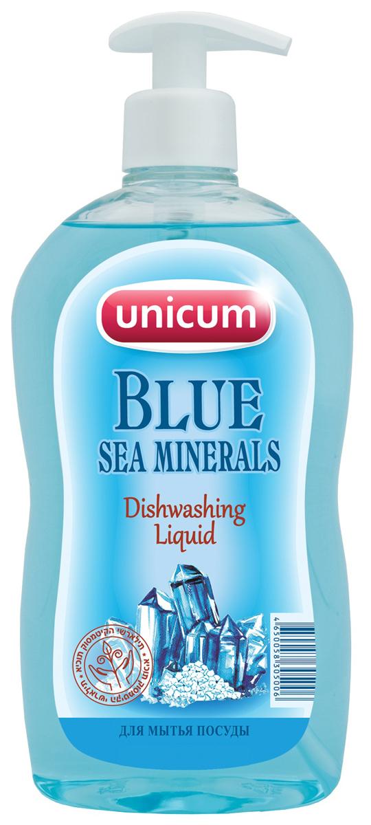 Средство для мытья посуды Unicum Морские минералы, 550 мл