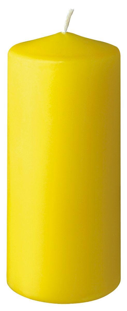 Свеча Duni на 30 часов горения, цвет: желтый, 13 х 6 см104768Свеча Duni - поможет вам создать прекрасную атмосферу для праздника. Впечатляющая сервировка стола вдохновит любое застолье и превратит его в запоминающийся момент, которой захочется повторить.Duni - создатели атмосферы вдохновения, сюрпризов и праздников для вас и ваших детей! Используя современные инновации, высококачественные материалы, оригинальный дизайн, свечи делают вашу трапезу незабываемым и волшебным праздником.Меры предосторожности:- не заливать водой,- не подпускать к горящей свече детей и животных,- расстояние от одной свечи до другой - не менее 10 см,- не оставляйте горящую свечу без присмотра.