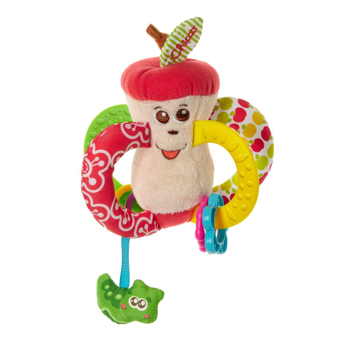 Chicco Погремушка Вкусное яблочко