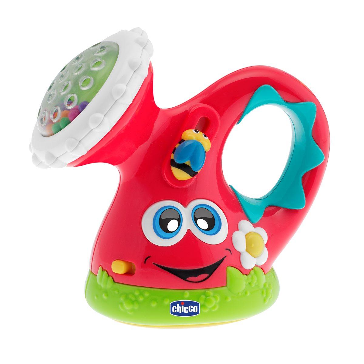 Chicco Музыкальная игрушка Лейка интерактивная игрушка chicco музыкальная лейка от 6 месяцев разноцветный 07700