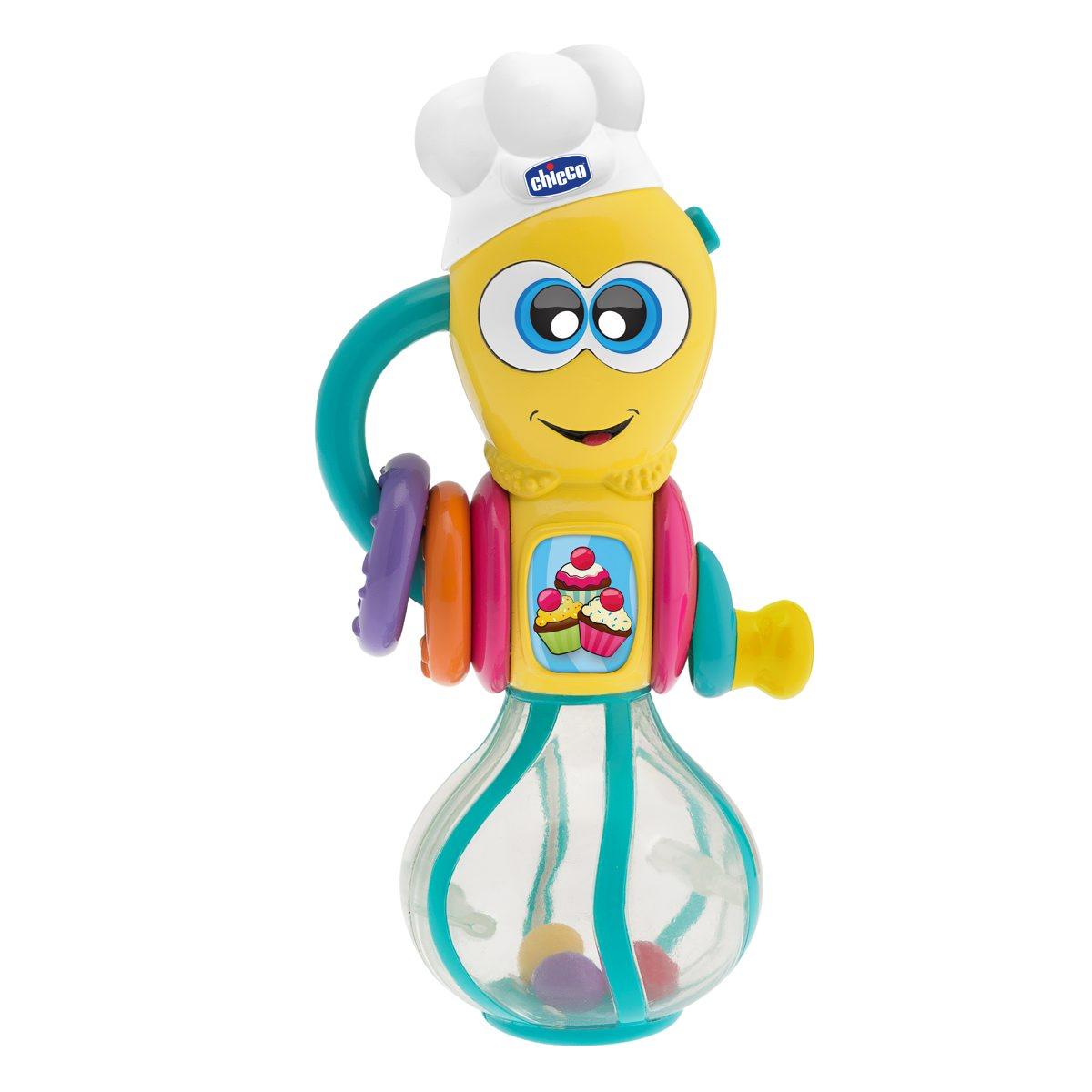 Chicco Музыкальная игрушка Мутовка lilliputiens курочка офелия музыкальная игрушка