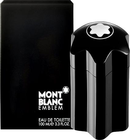 Mont blanc Emblem Men Туалетная вода, 100 мл12807Ароматические, пряные. Грейпфрут, кардамон, шалфей, бобы тонка, древесина, корица, лист фиалки