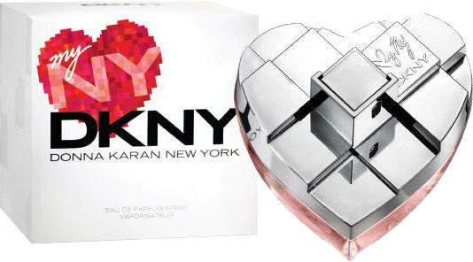 DKNY My Ny Woman Парфюмерная вода, 50 мл13429Цветочные, шипровые. Гальбанум, малина, перец, жасмин, корень ириса, фрезия, амбра, ваниль, мускус, пачули