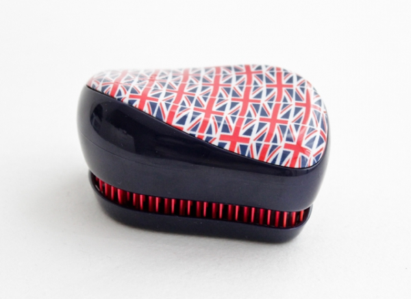 Tangle Teezer Расческа для волос Compact Styler Cool Britannia