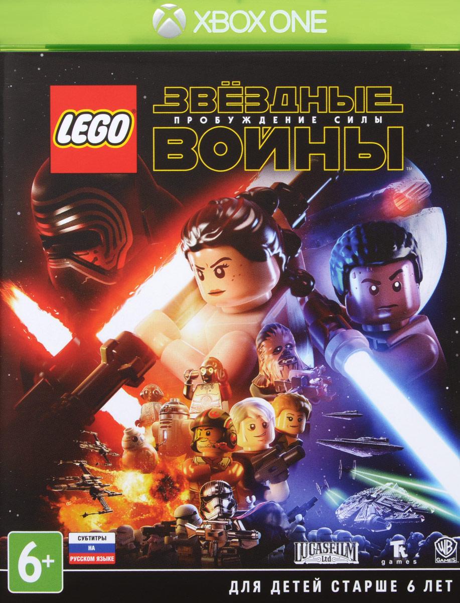 LEGO Звездные войны: Пробуждение Силы (Xbox One), TT Games Publishing Ltd.