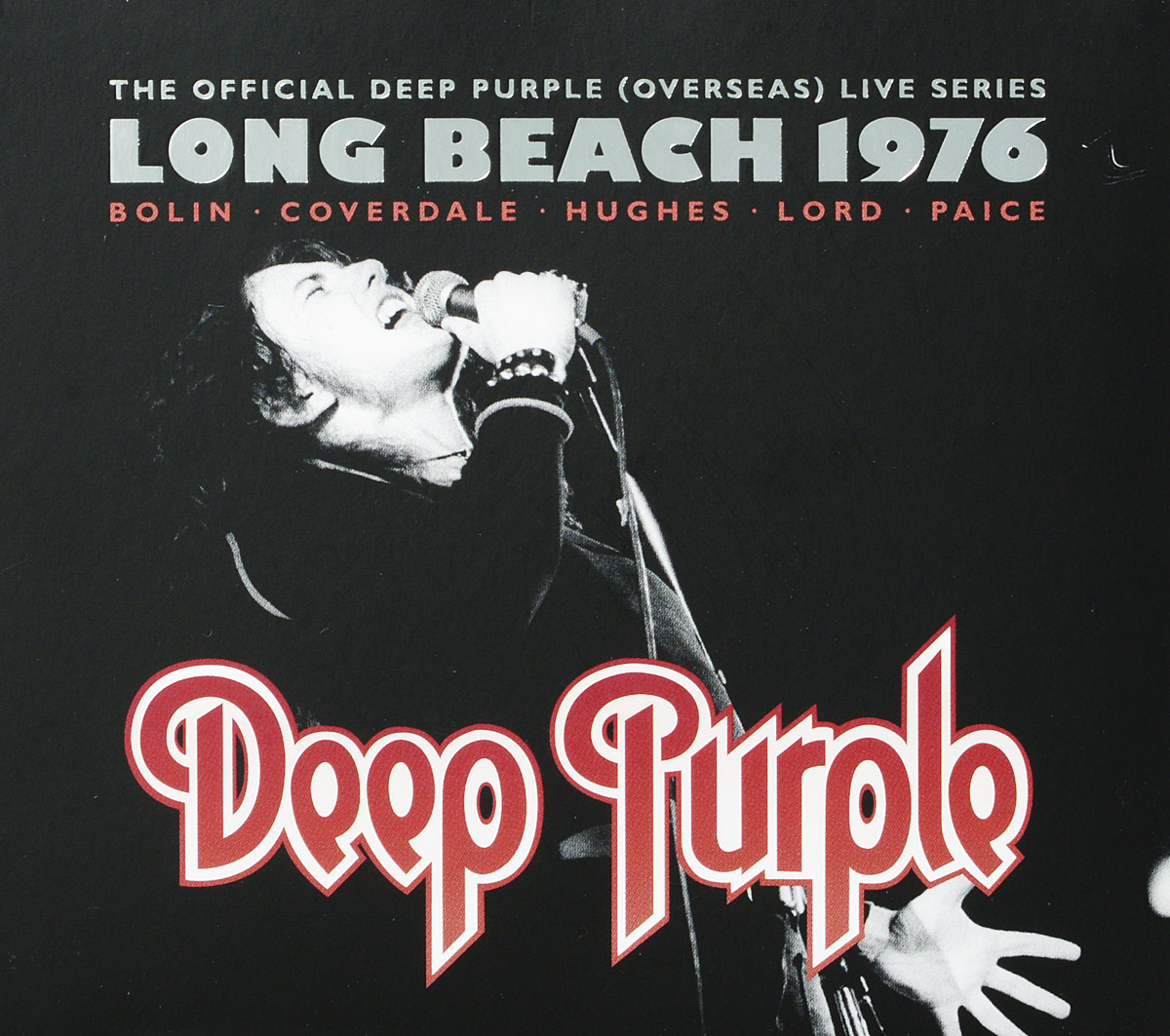 Deep Purple Deep Purple. Live At Long Beach Arena 1976 (2 CD) deep purple deep purple live in stockholm 1970 2 cd dvd