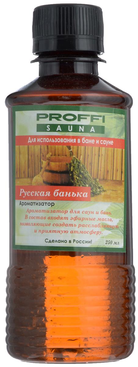 цена на Ароматизатор для бани и сауны Proffi Русская банька, 250 мл